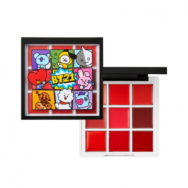 VT ART IN LIP PALETTE